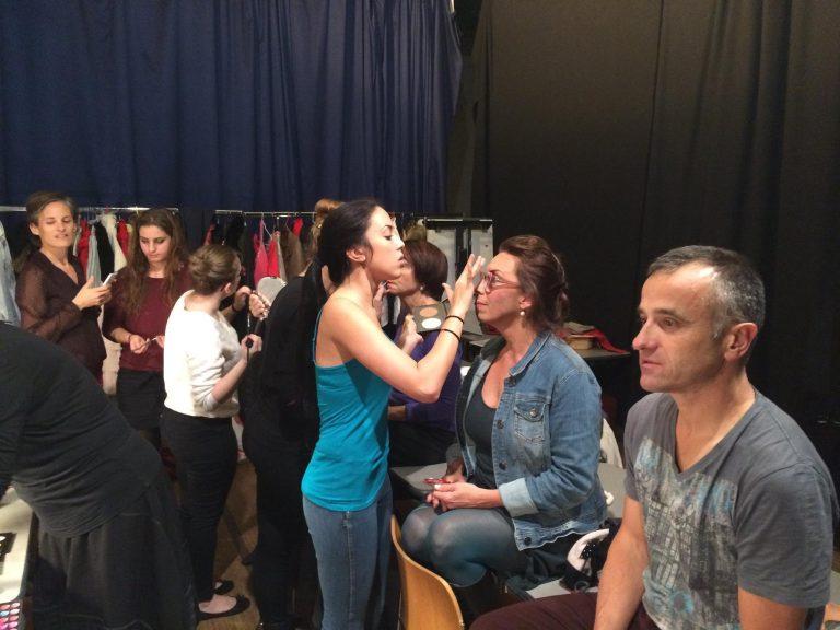 «Pataquès dans l'Orient Express» : Les filles s'activent en coulisse