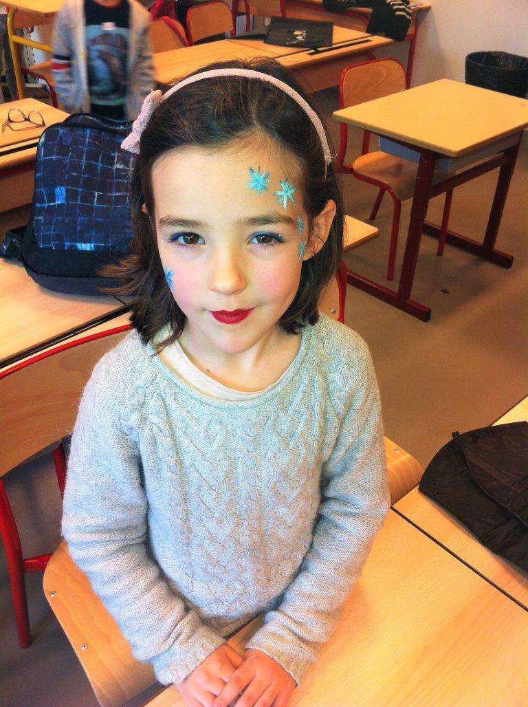 Maquillage enfant : Une virée du côté de St Charles